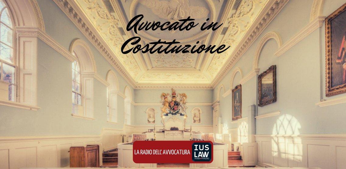 AvvToCost - Avvocato in Costituzione - Cover Image