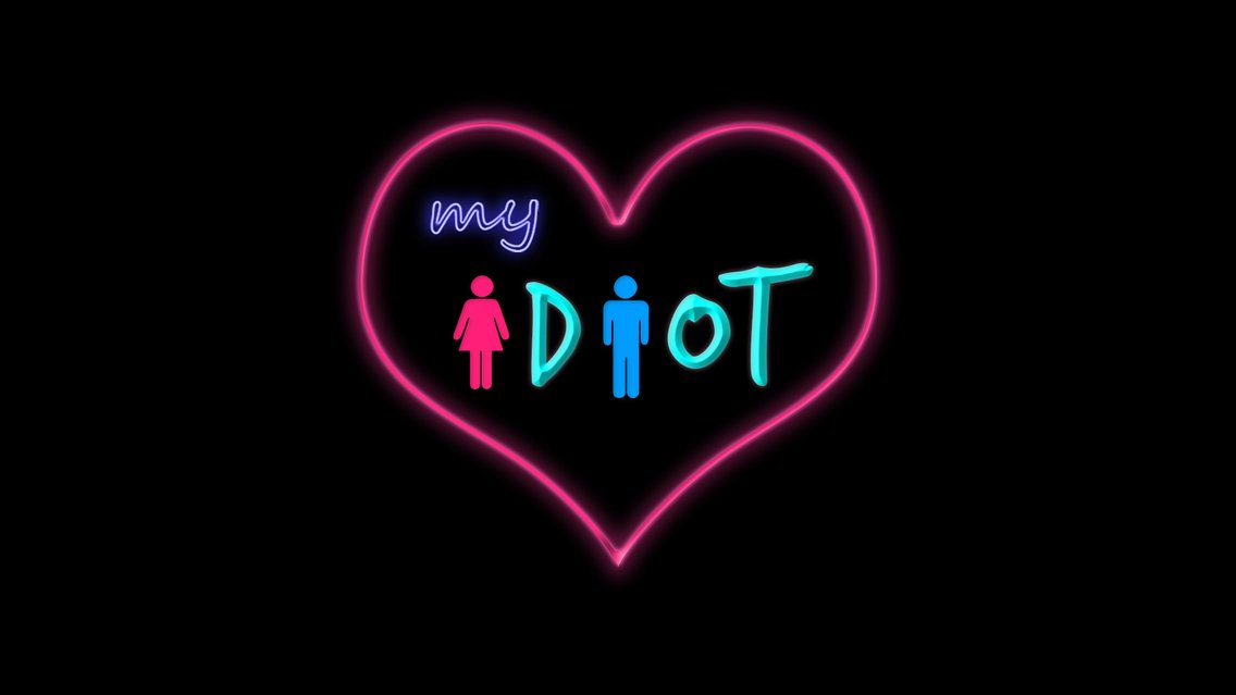 I Love My Idiot - Cover Image