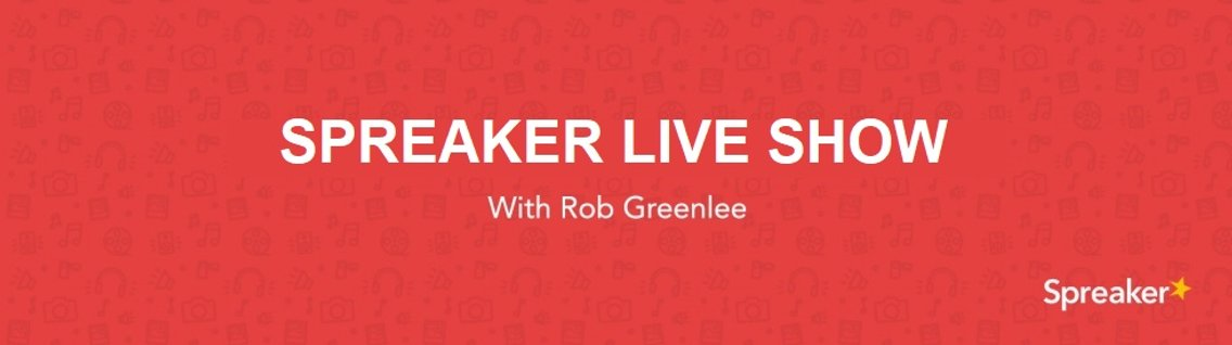 Spreaker Live Show - Cover Image