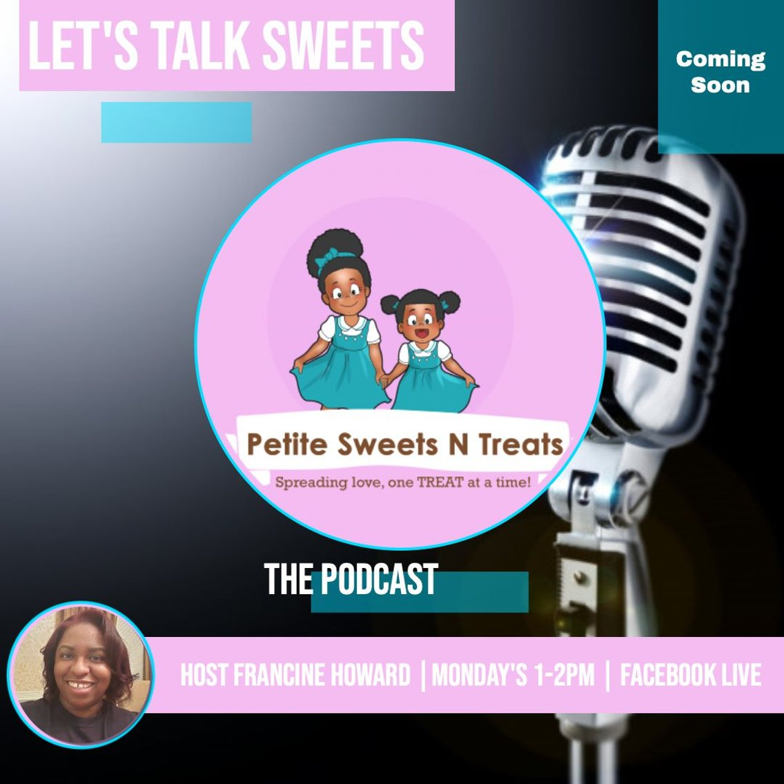 Petite Sweets N Treats Podcast - immagine di copertina