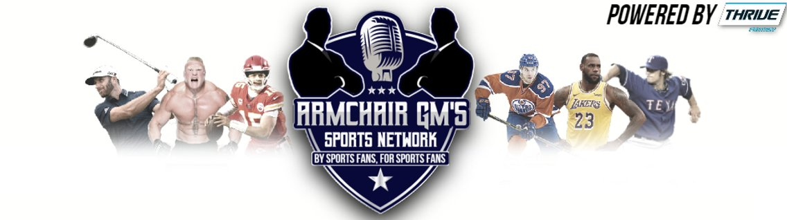 The Armchair GM's Sports Network - Cover Image