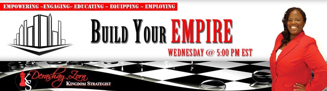 Build Your Empire w/ Kingdom Strategist - Cover Image