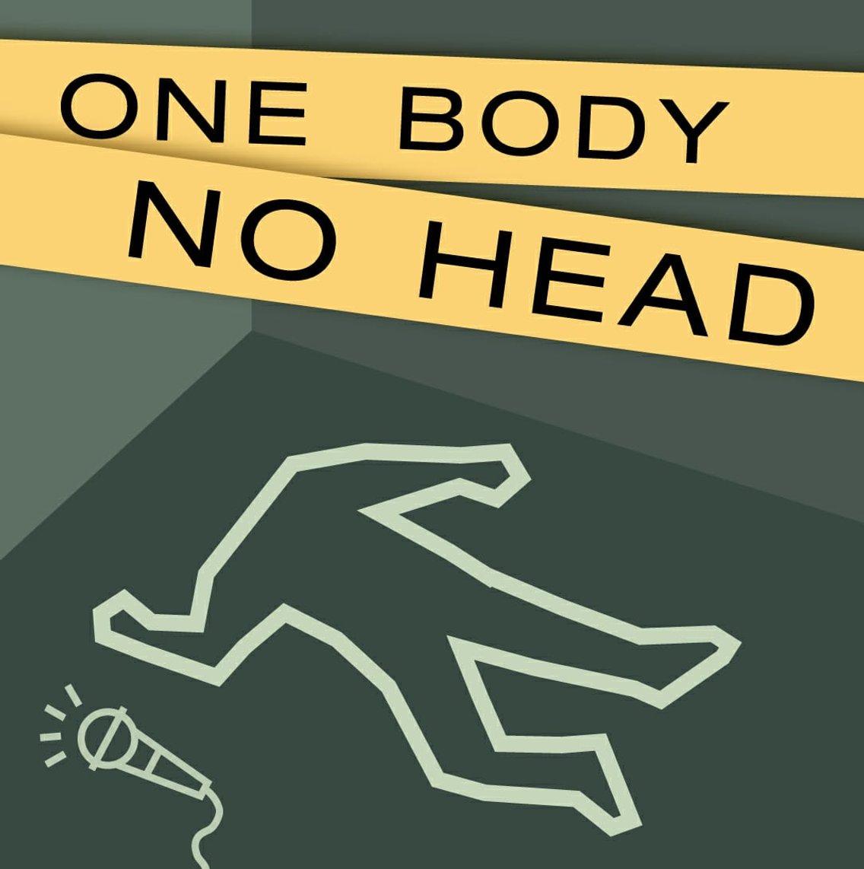 One body no head - immagine di copertina