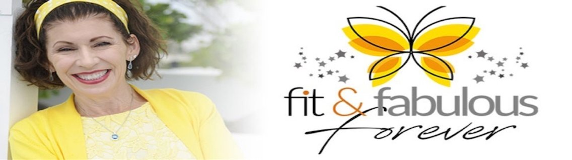 Fit & Fabulous Forever - Cover Image