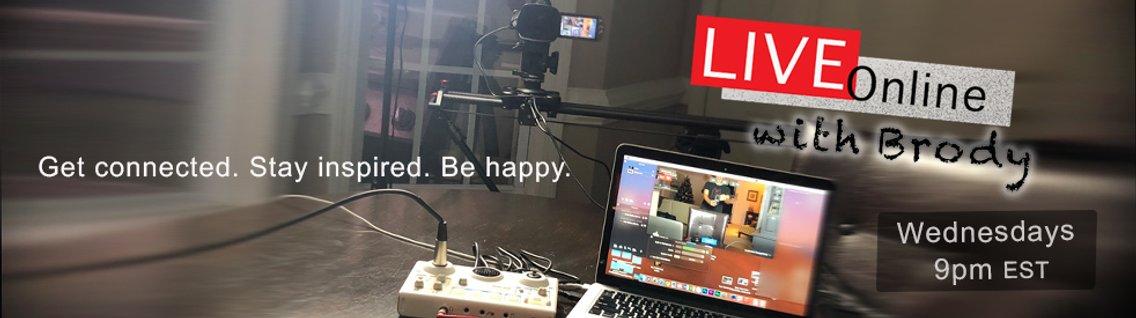 LIVE Online With Brody - imagen de portada