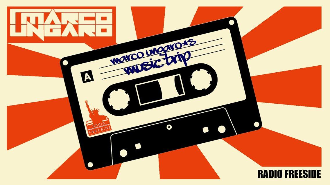 Radio Freeside - Marco Ungaro's Music Trip - immagine di copertina