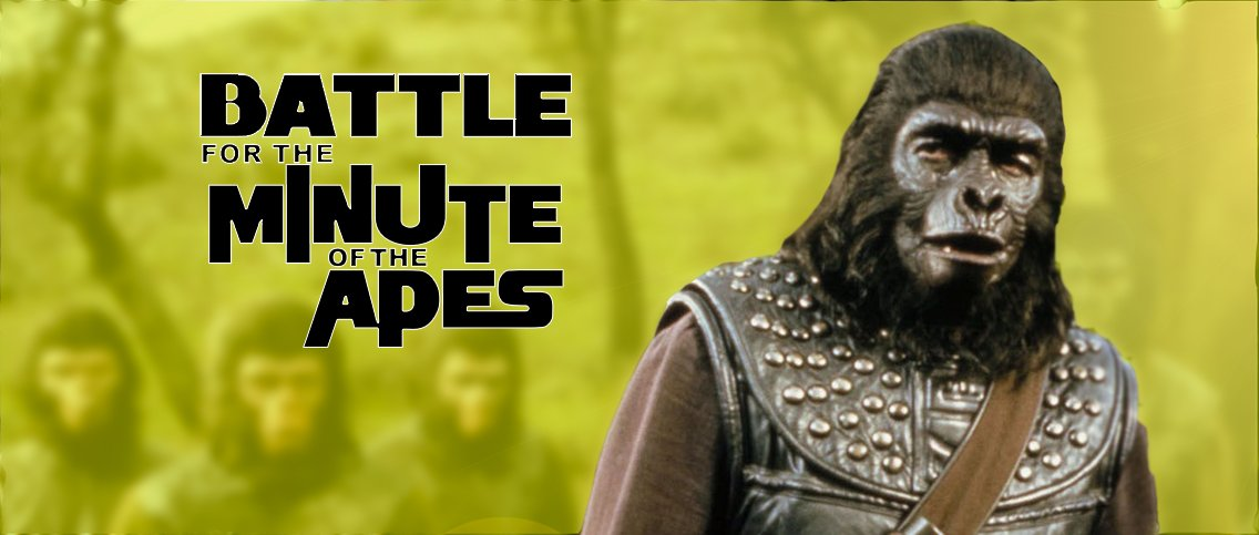 Minute of the Apes: A Planet Of The Apes Podcast - immagine di copertina