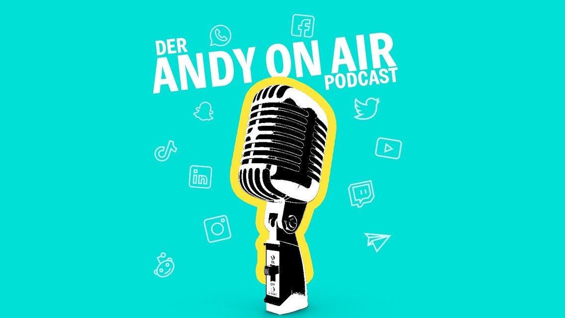 Andy On Air - immagine di copertina