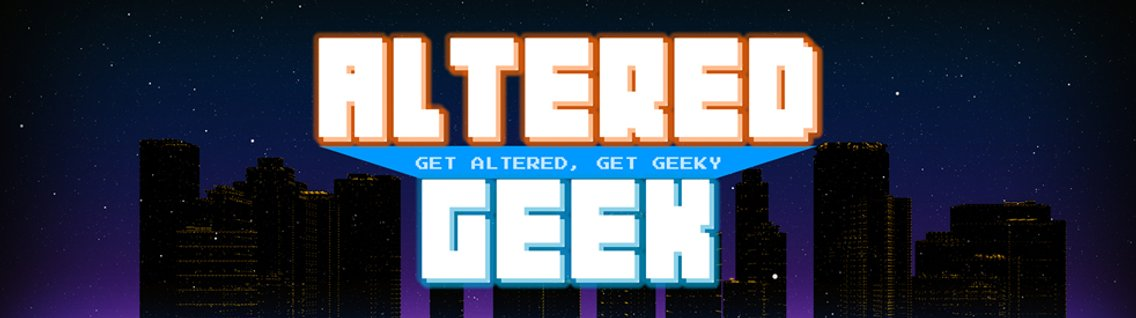Altered Geek - Cover Image