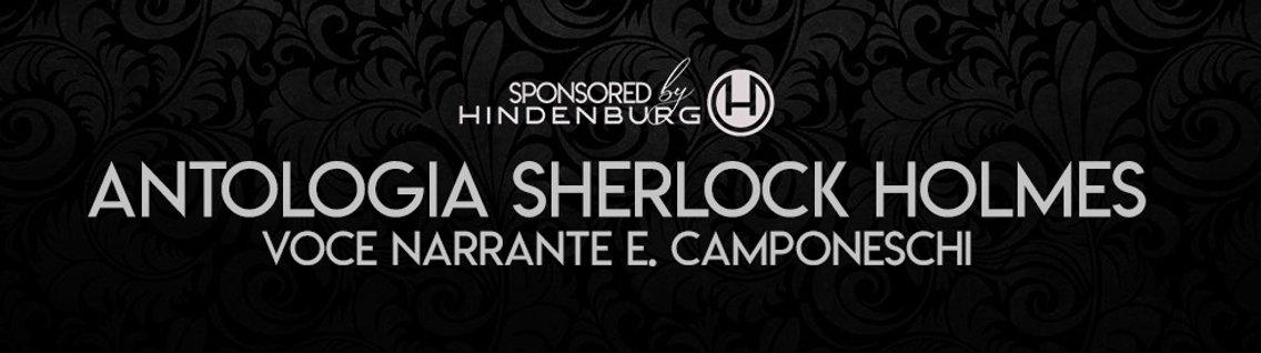Antologia Sherlock Holmes - imagen de portada