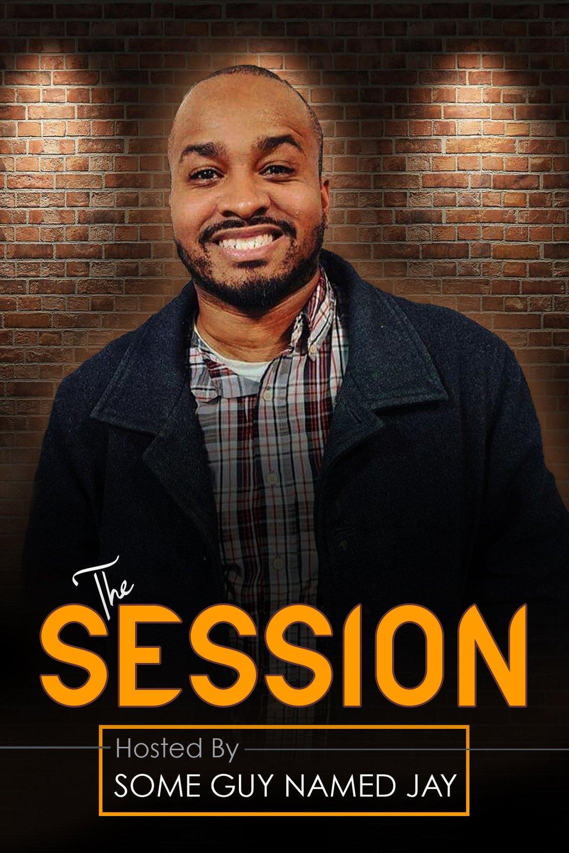 The Session Podcast - imagen de portada