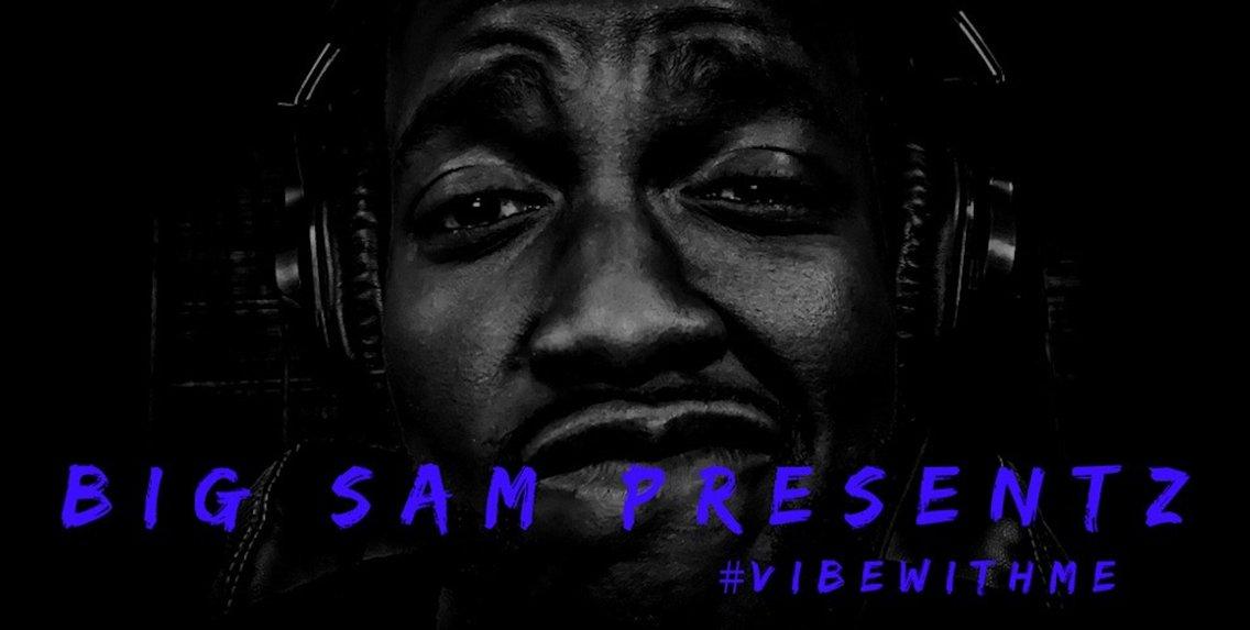 "Big Sam Presentz ""RAW"" - Cover Image"