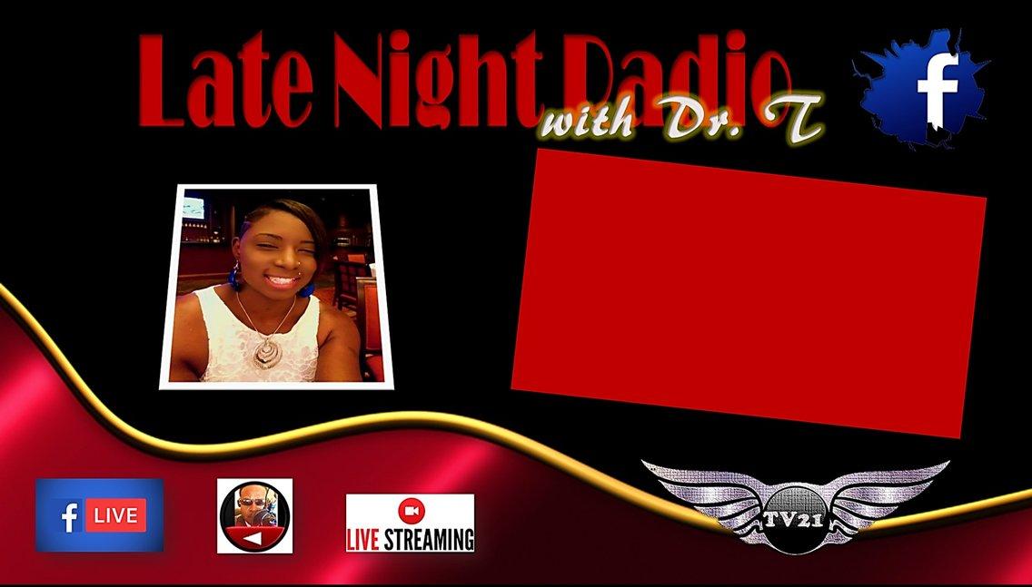 Late Night with Dr. Tranell - immagine di copertina