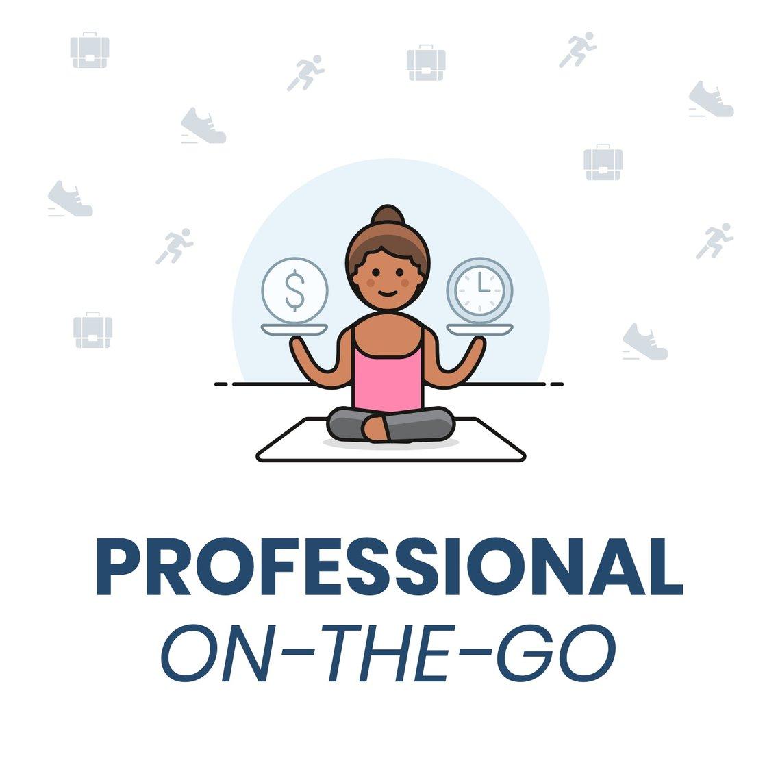 Professional on the Go - imagen de portada