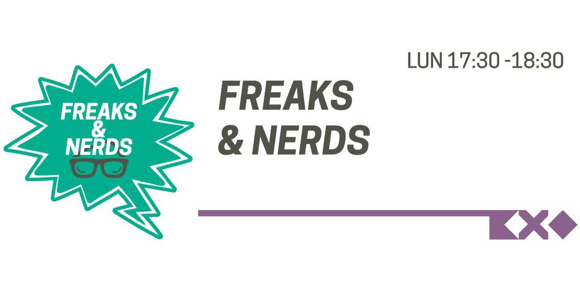Freaks & Nerds - immagine di copertina