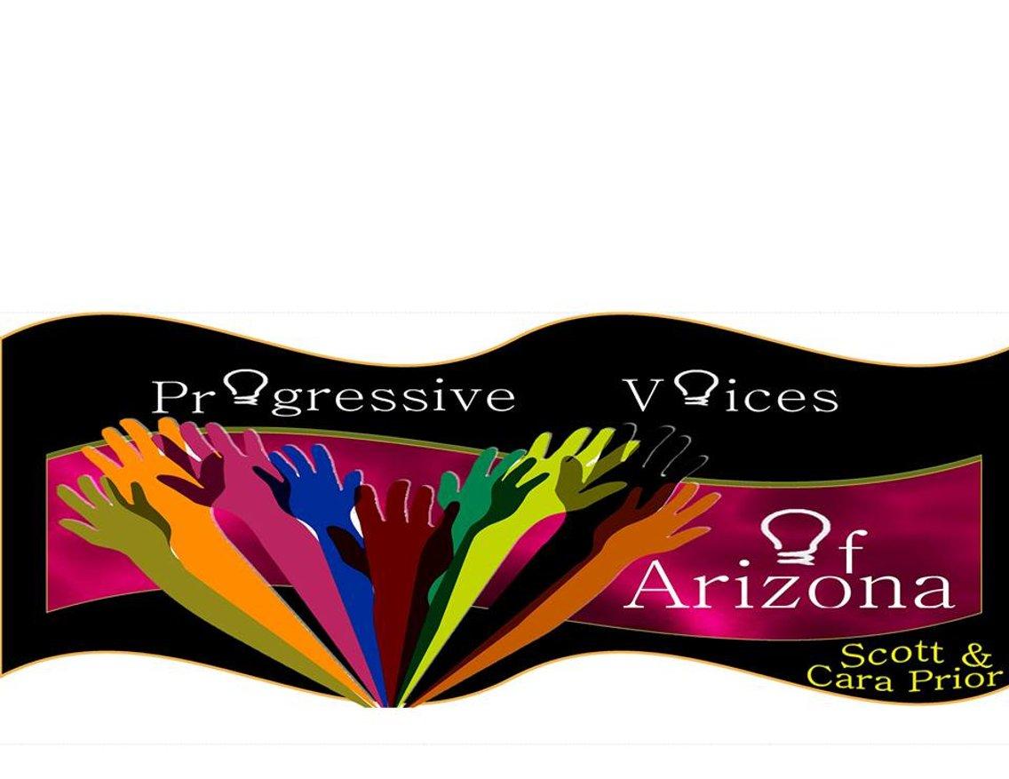 Progressive Voices of Arizona! - Cover Image
