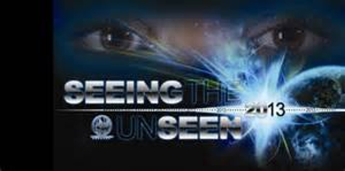 Principles Of Seeing The Unseen - Cover Image