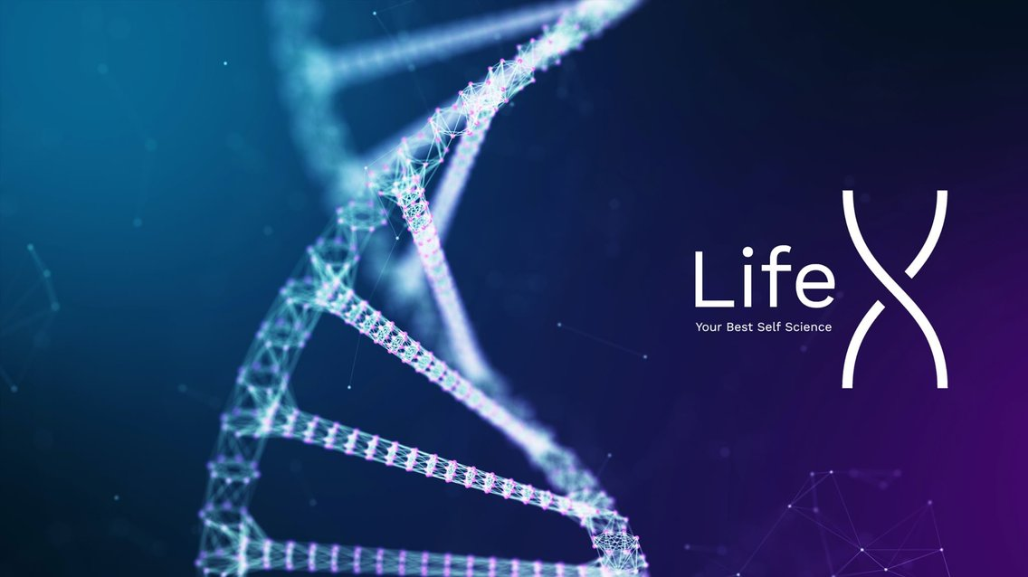 LifeX - Cover Image
