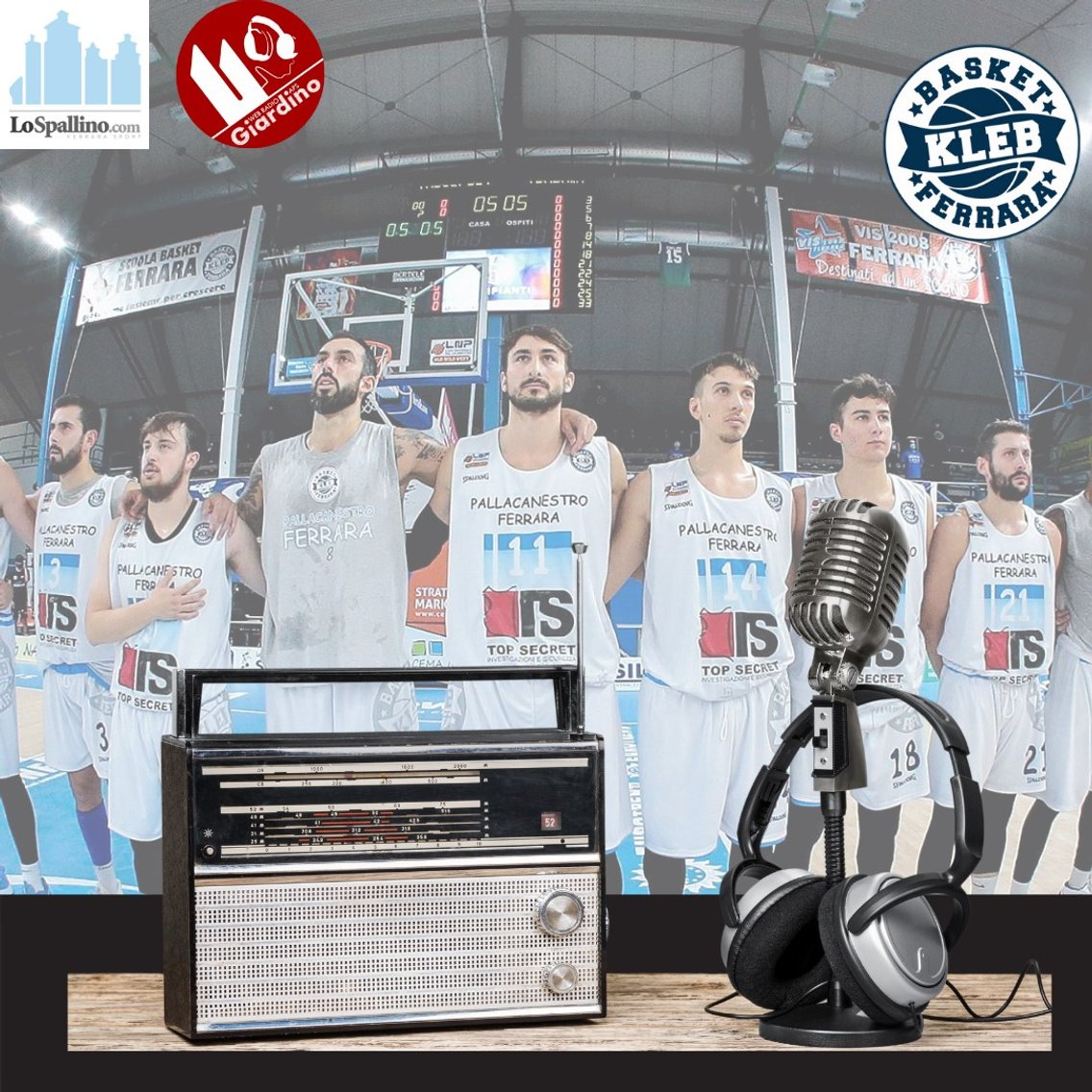 Le Radiocronache del Kleb Basket - immagine di copertina