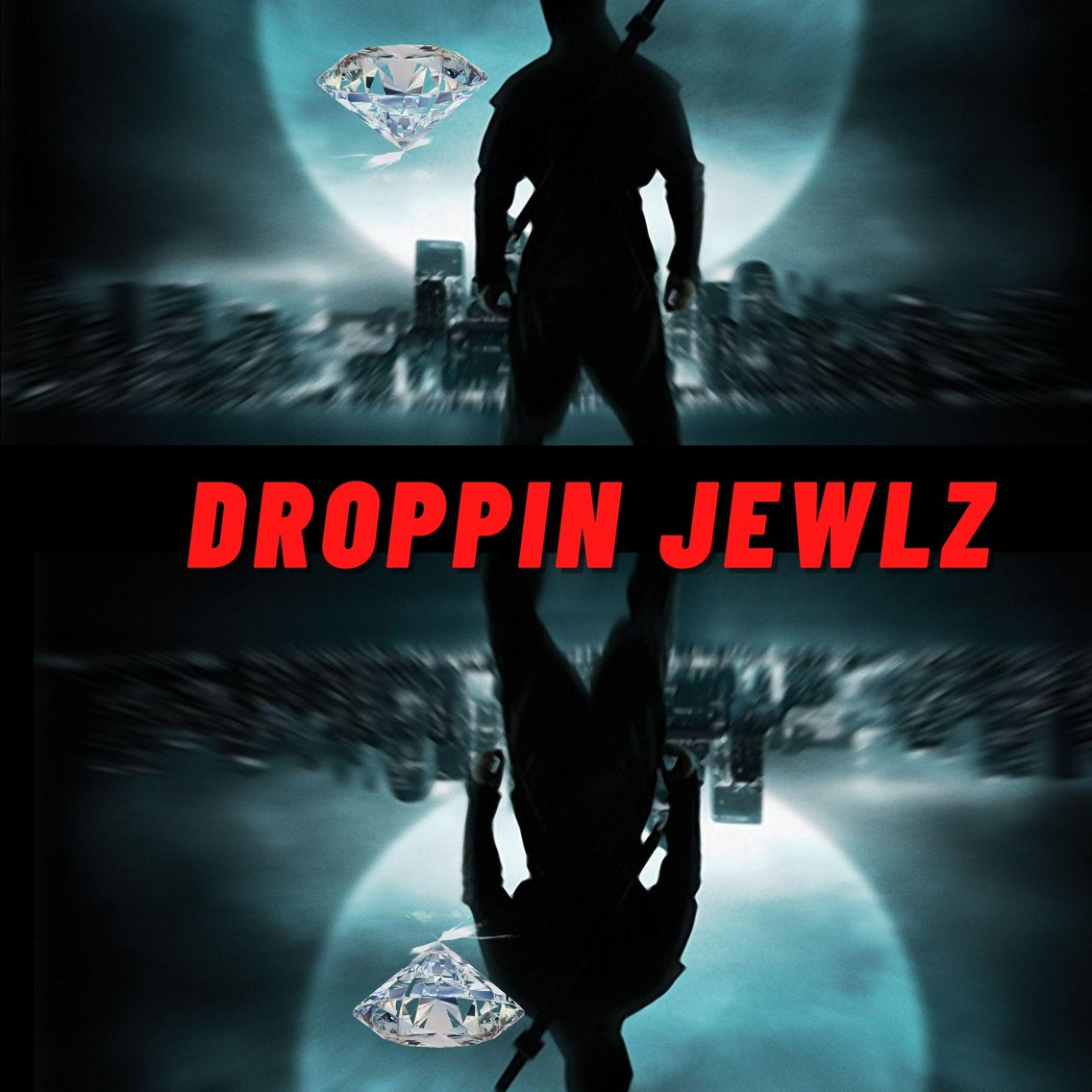 DROPPIN JEWLZ - Cover Image