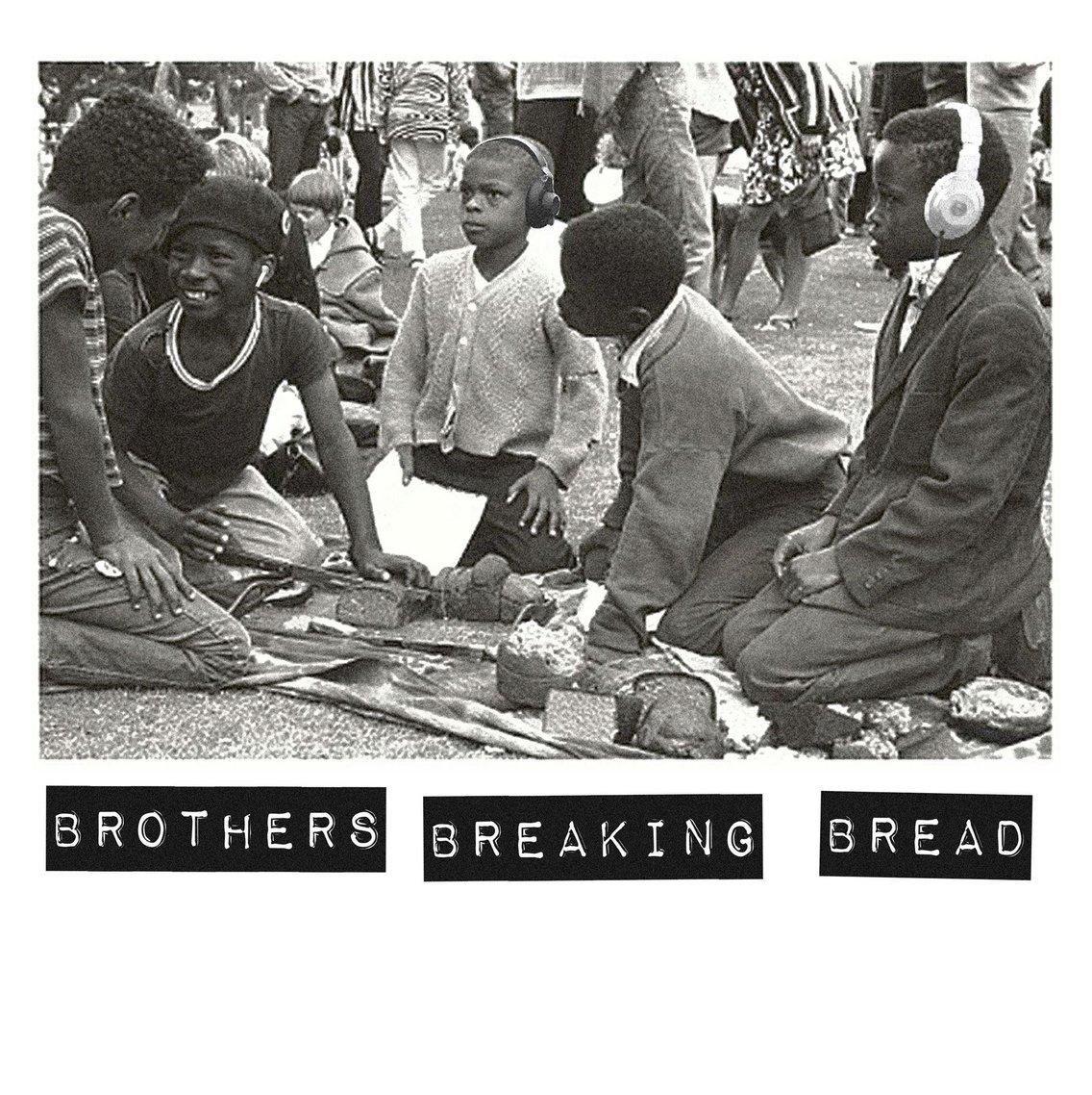 Brothers Breaking Bread Podcast - imagen de portada