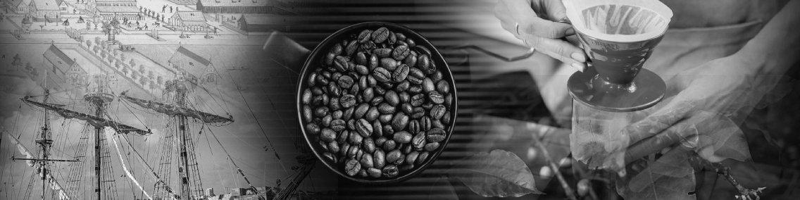 A History of Coffee - imagen de portada