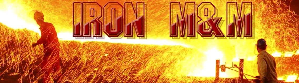 IRON M&M - Cover Image