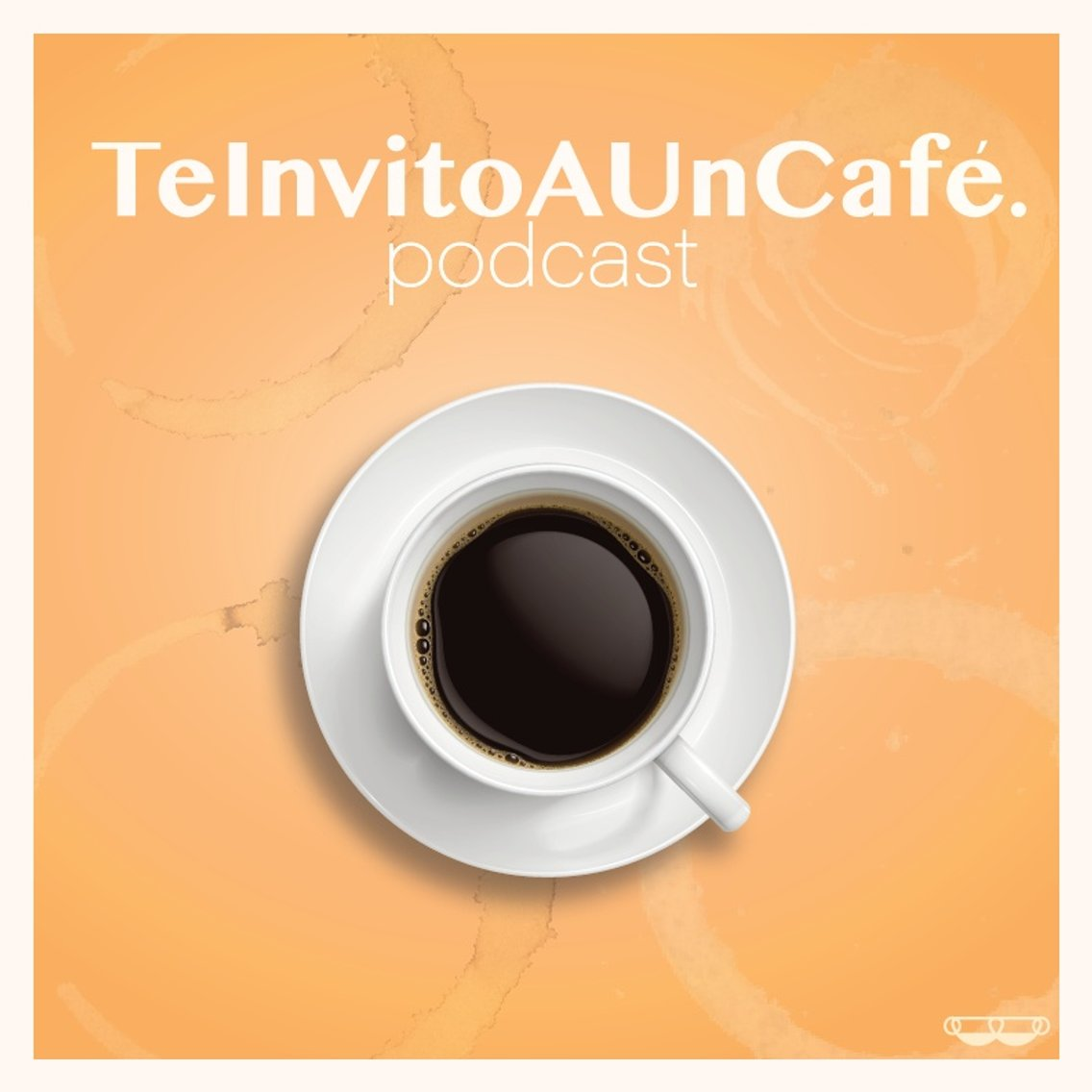 TeInvitoAUnCafé. podcast - imagen de portada