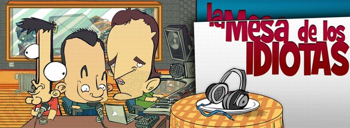 La Mesa de los Idiotas - Cover Image
