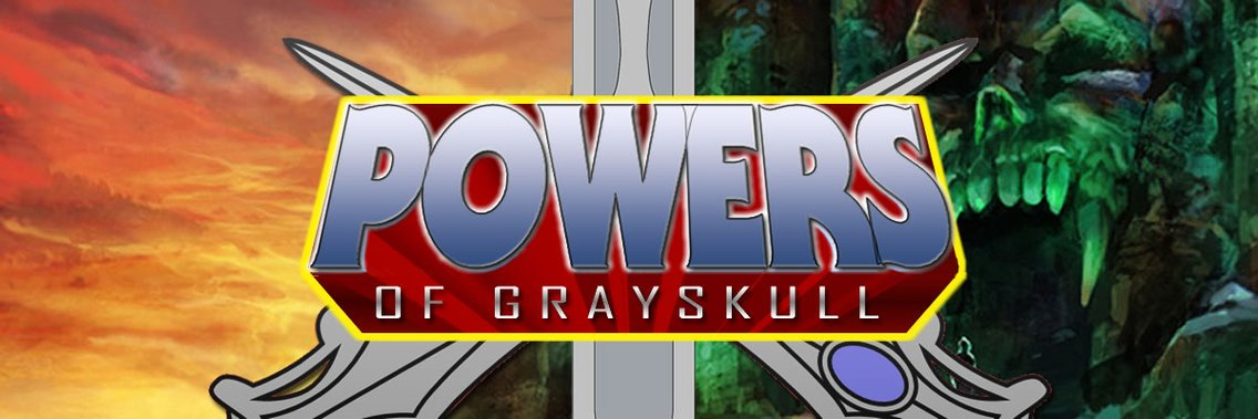 Powers of Grayskull - imagen de portada