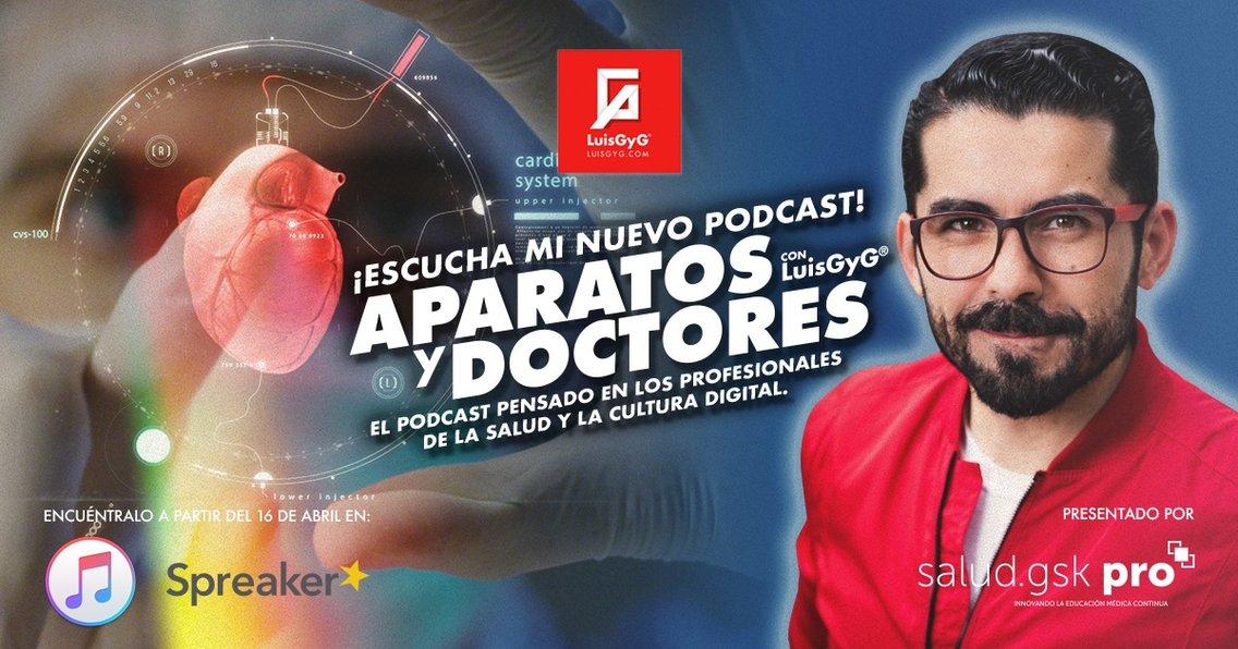 Aparatos y Doctores - immagine di copertina