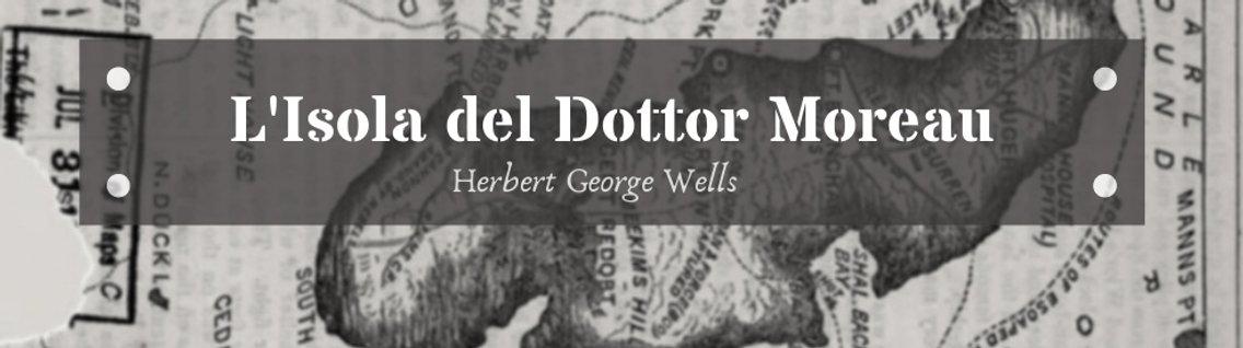 L'ISOLA DEL DOTTOR MOREAU - H. G. Wells - imagen de portada