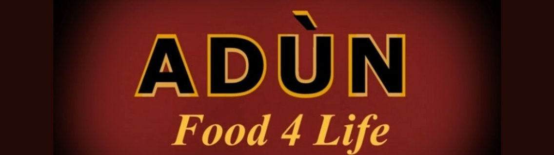 Adùn – Food 4 Life - Cover Image