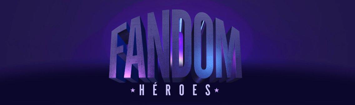 FANDOM: HÉROES - Cover Image
