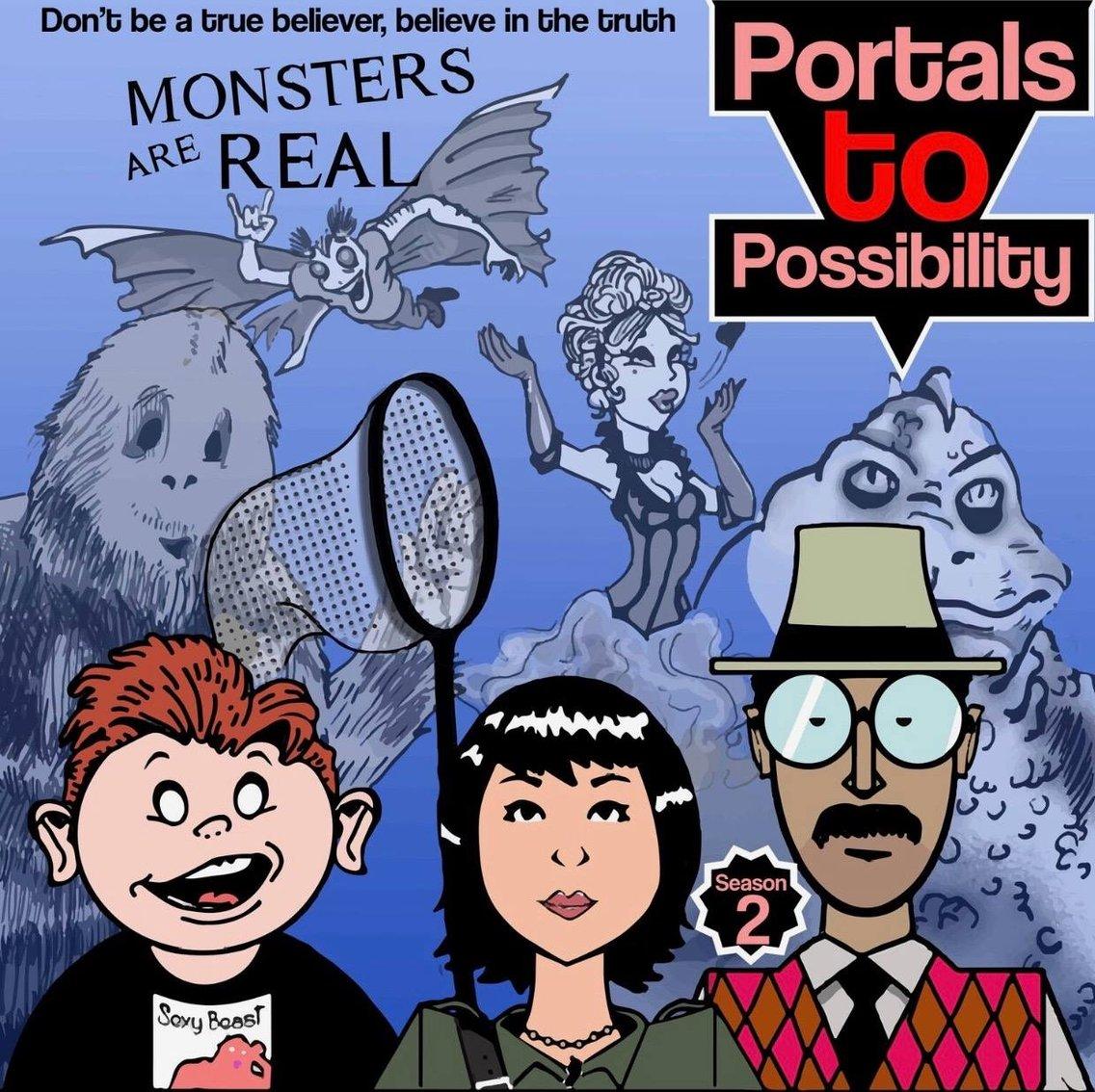 Portals to Possibility - immagine di copertina