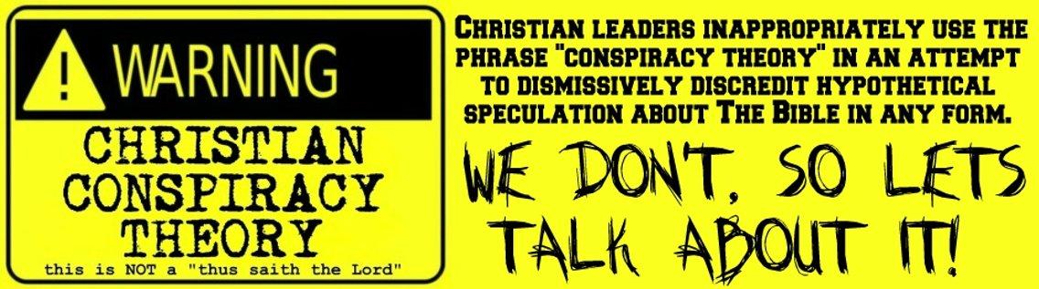 Christian Conspiracy Theory - imagen de portada