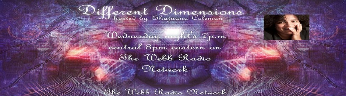 Different Dimensions W Shajuana Coleman - Cover Image