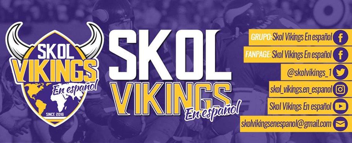 Skol Vikings Extra - Cover Image
