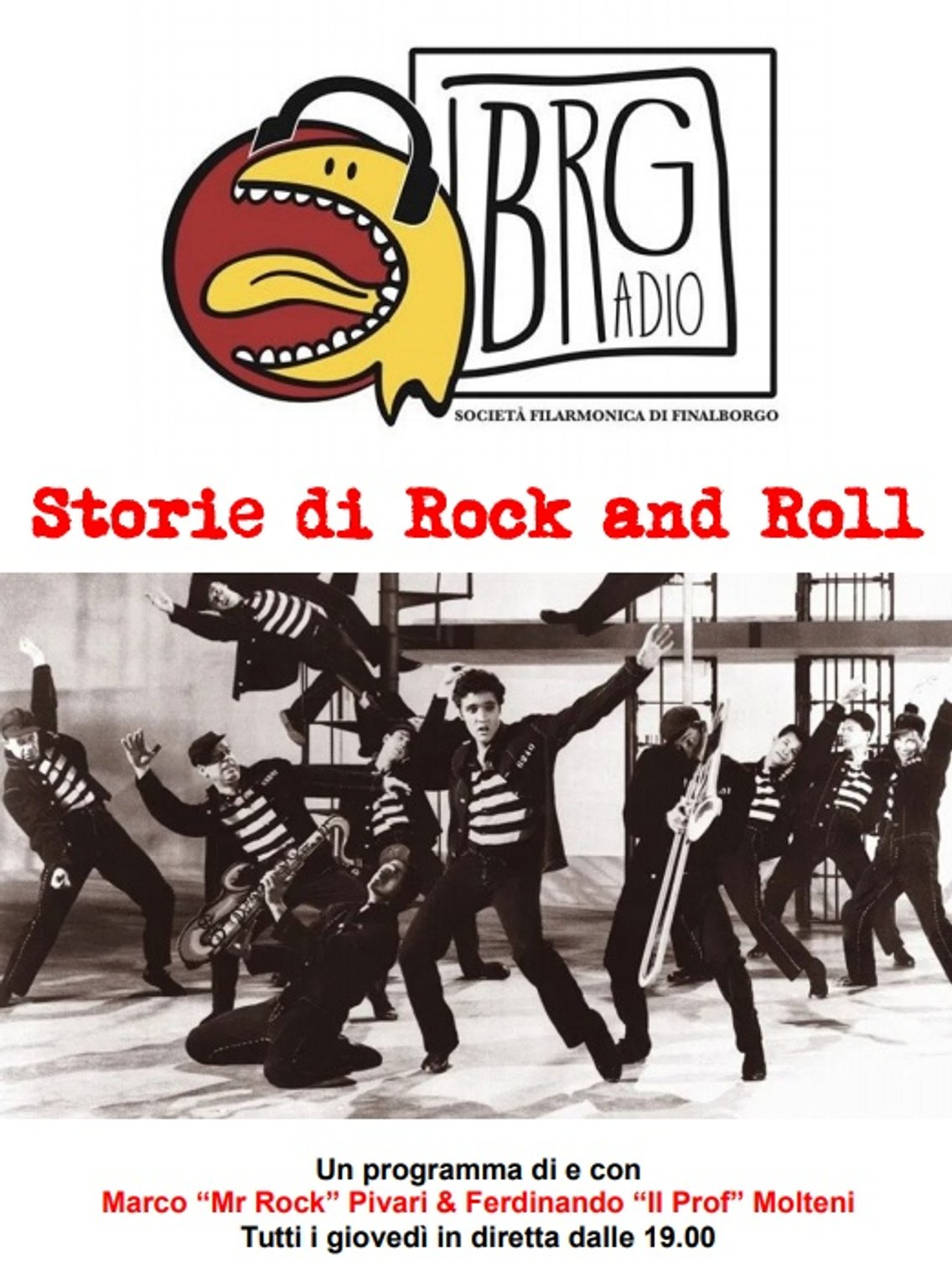 Storie di Rock and Roll - Cover Image