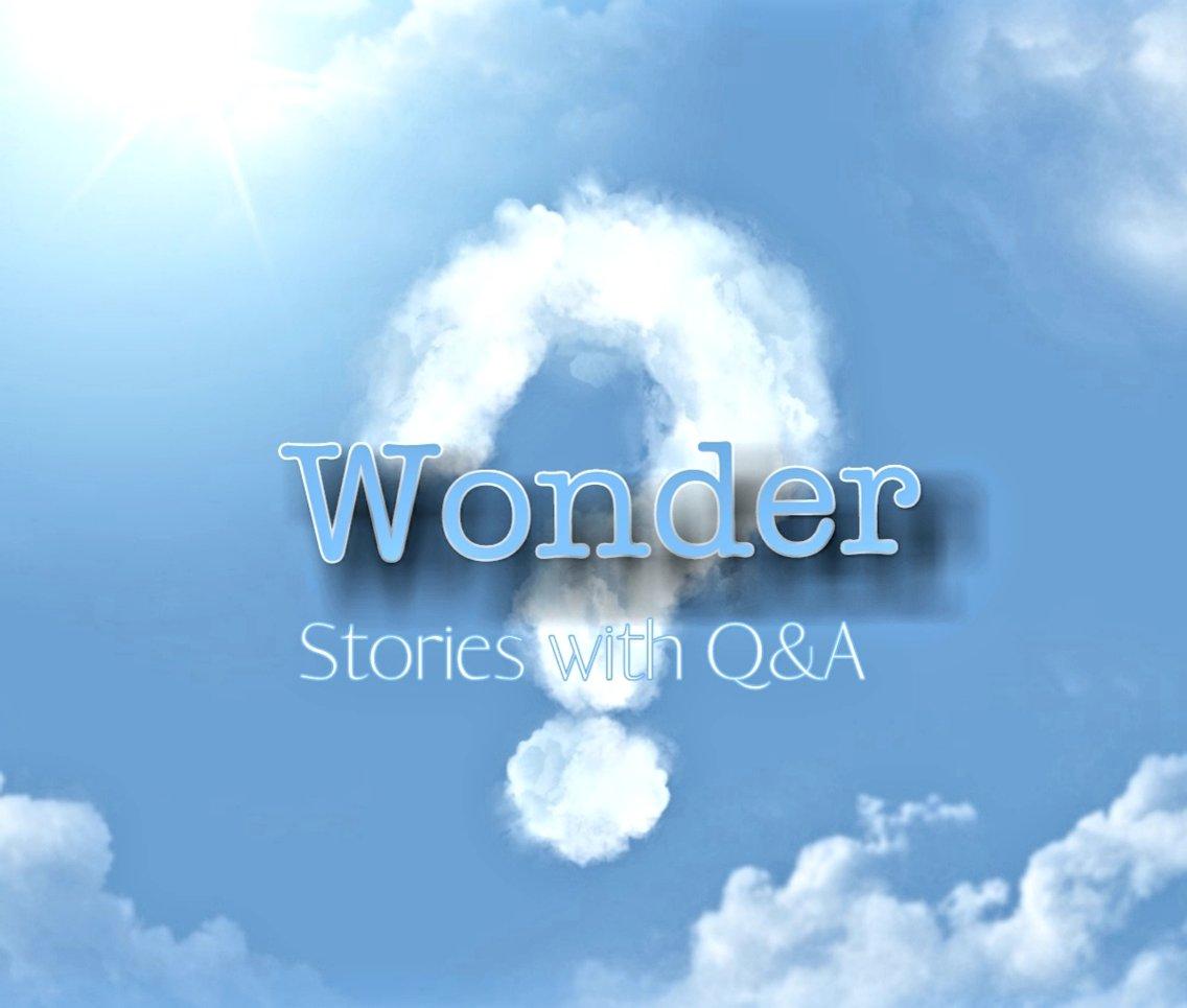 iWonder Q&A - Cover Image