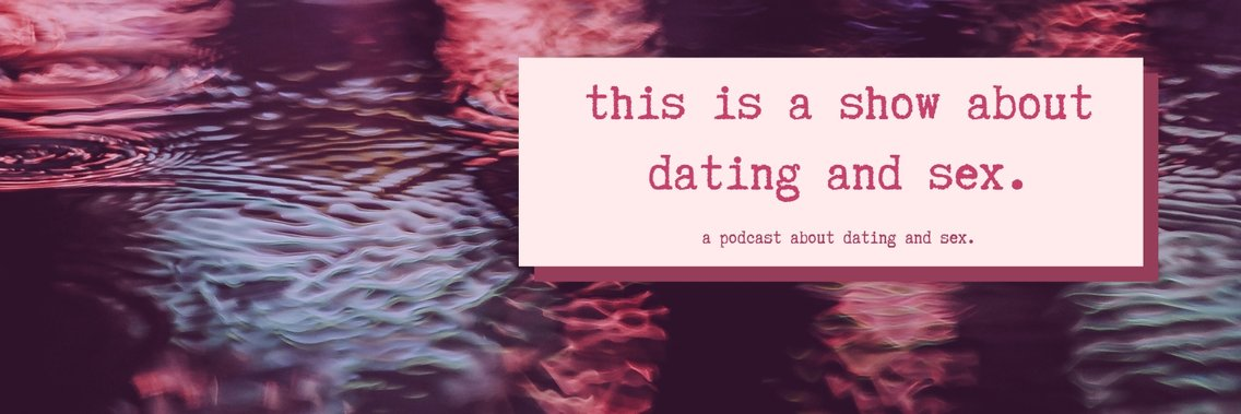 this is a show about dating and sex. - imagen de portada