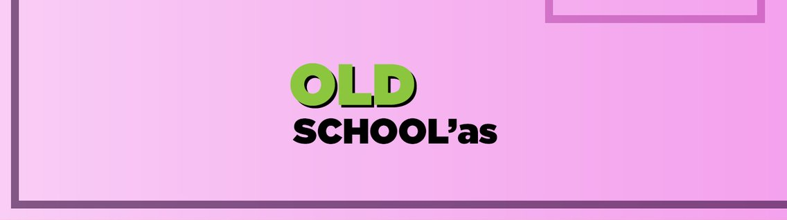 OLD SCHOOL'as - Cover Image