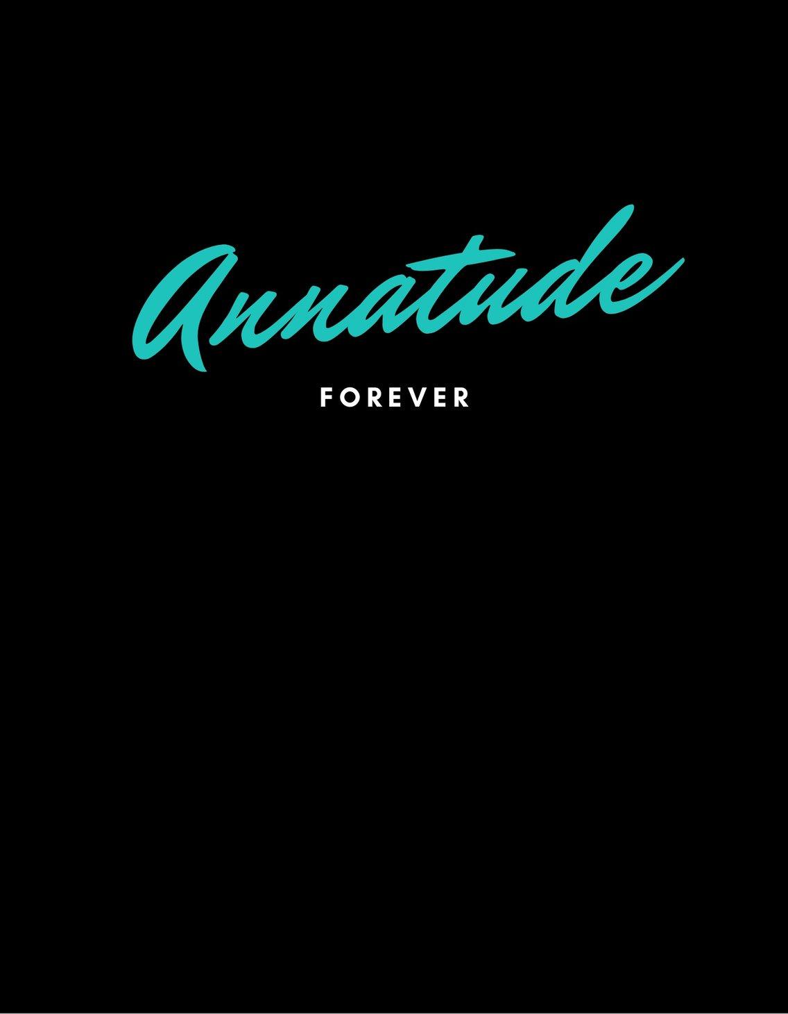 AnnaTude - immagine di copertina