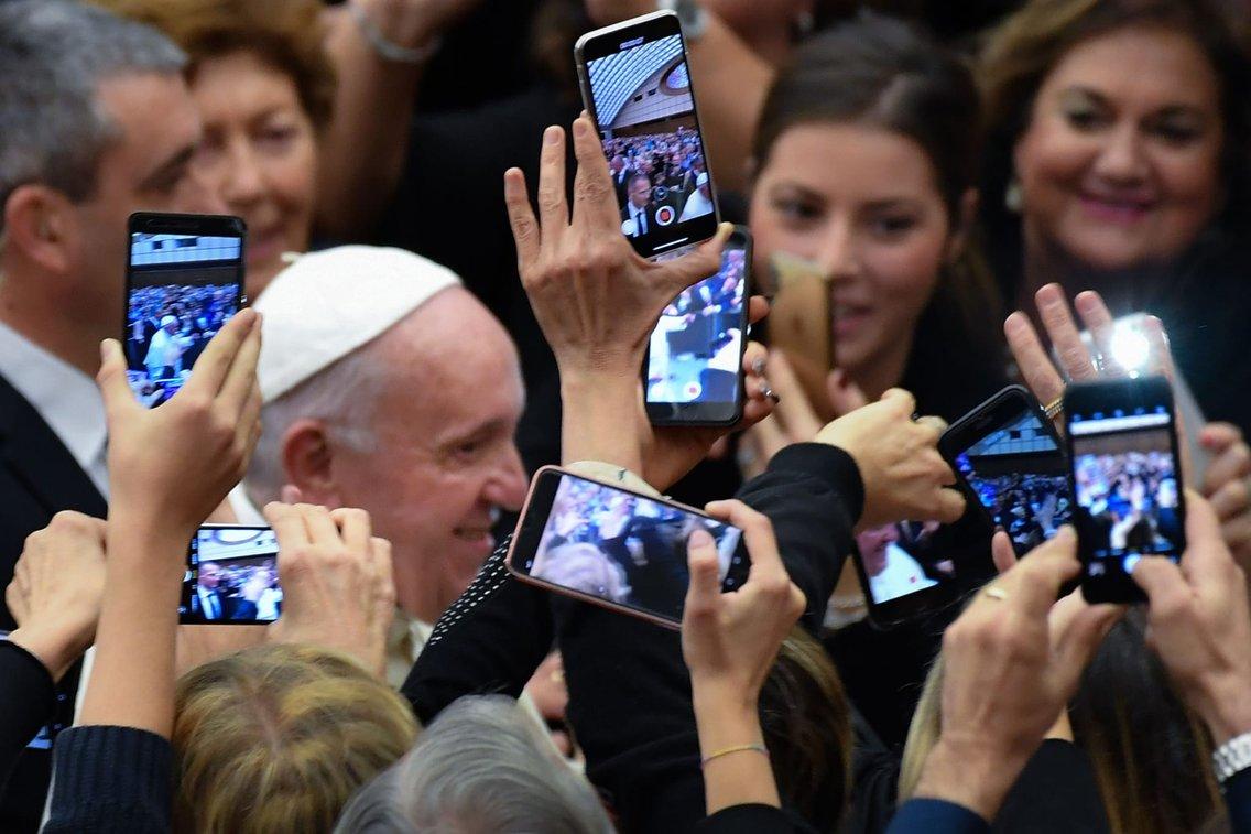 Messaggi del Papa per le Comunicazioni - Cover Image