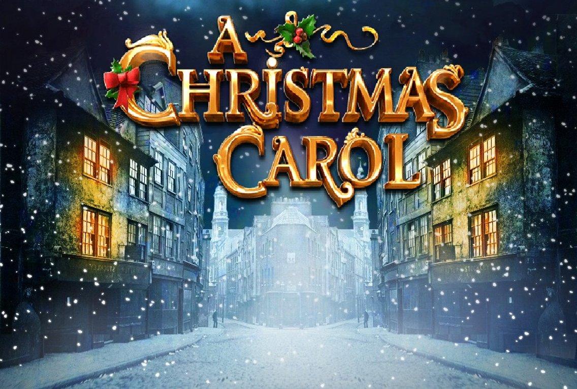 Audiolibro Un canto di Natale - C. Dickens - immagine di copertina