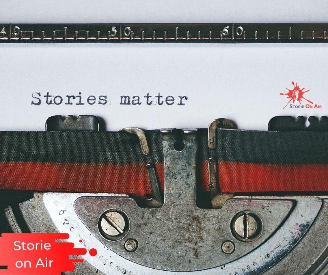 Storie On Air - imagen de portada