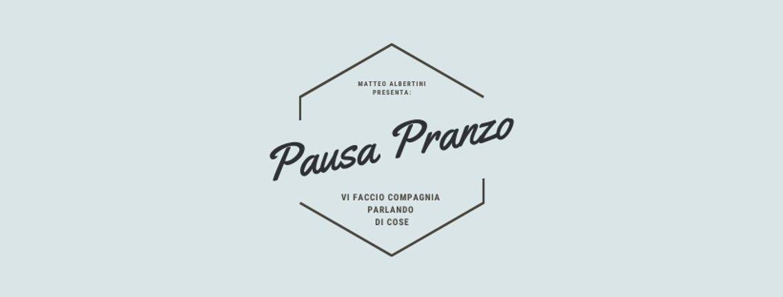 Pausa Pranzo - Cover Image