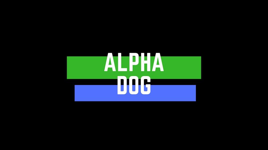 Alpha Dog Mindset - Cover Image