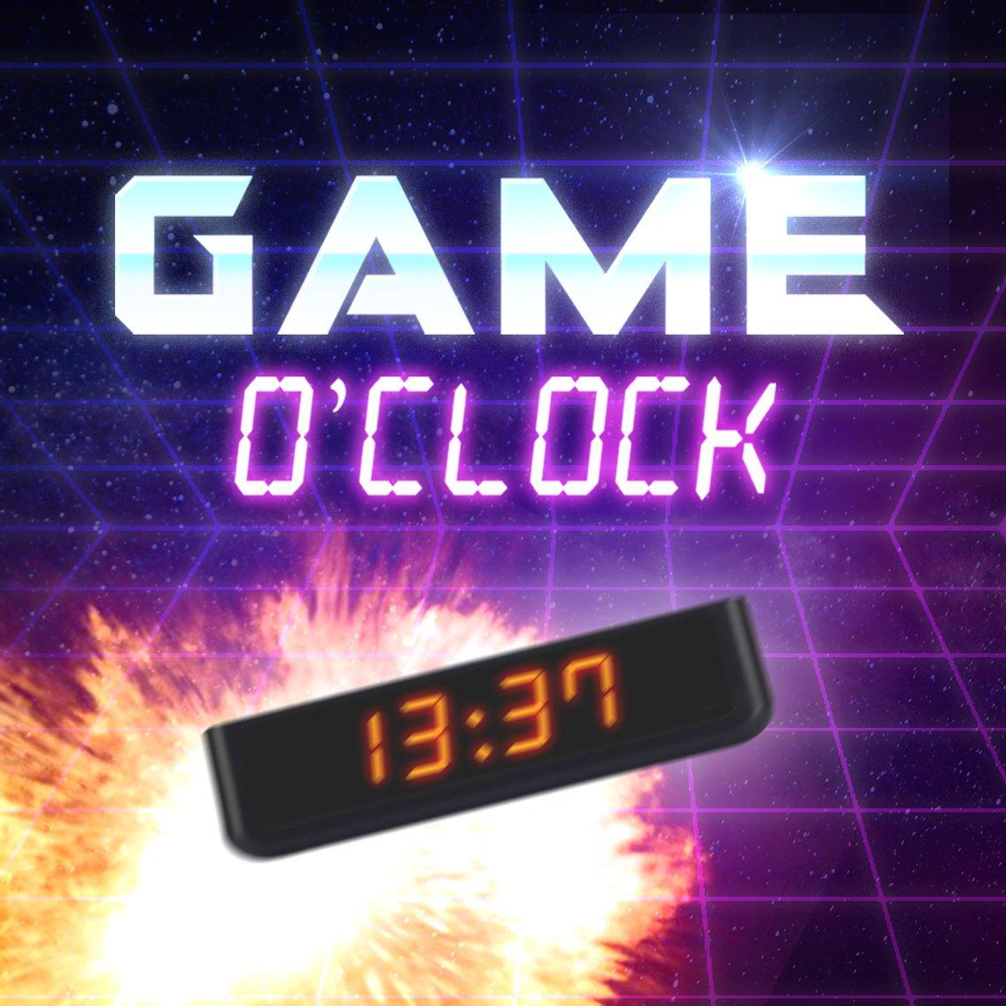 Game O'Clock - imagen de portada