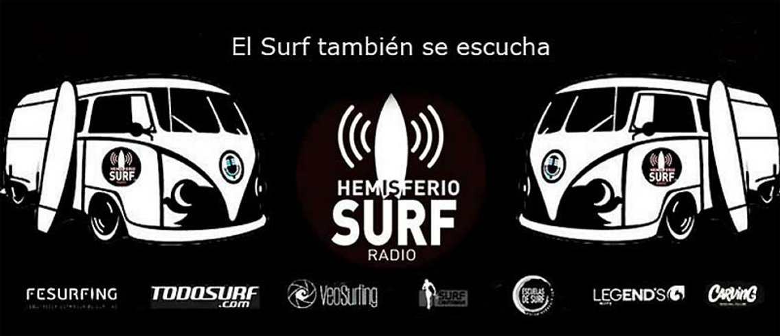 Hemisferio Surf Radio - immagine di copertina